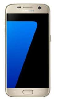 2nd Hand Samsung S7 Gold Colour