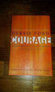 🚚 Debbie Ford -  Courage