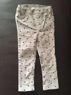 H&M gray pants