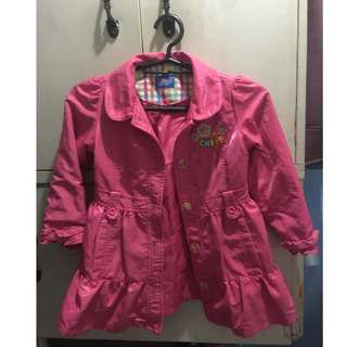 Jacket/ Coat - Good for 3-4 or 5 yr old