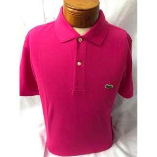 Lacoste Polo shirt men (overruns) size 4,5,6,7
