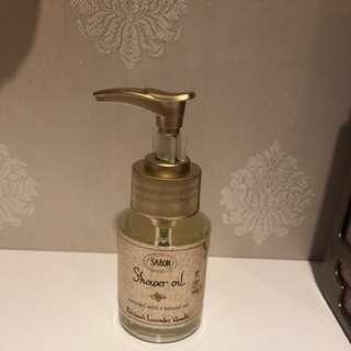 🚚 【黑皮TIME】SABON-沐浴油60ml(有2種口味可選唷,公司貨)101A01049