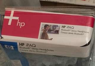 HP IPAQ Headphone with accessories