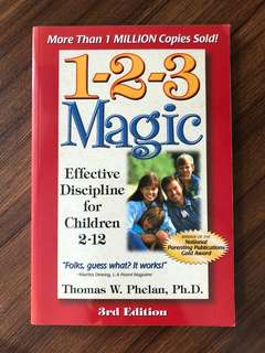 🚚 1-2-3 Magic - effective discipline for children 2-12