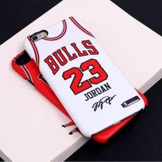 [新增網上付款直購服務!] ** NBA 2018 Chicago Bulls芝加哥公牛隊手機殼 (White)**