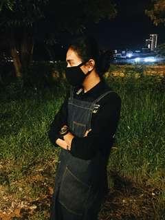 Korean Mask / Topeng Mulut