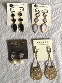 Rustans earrings