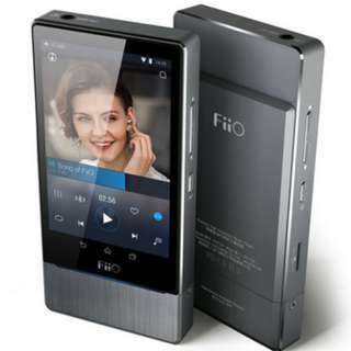 FiiO X7 High-Resolution Audio Player