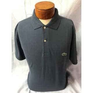Lacoste Polo shirt men (overruns) size 6 only
