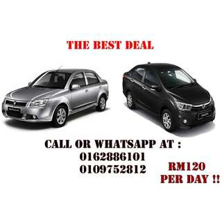 THE BEST DEAL CAR RENTAL