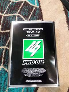 M7 Engine Oil 10W40