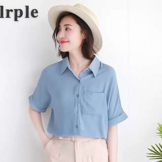 Office Working Formal Blouse