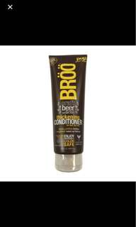 Broo Craft Beer Thickening Hair Conditioner