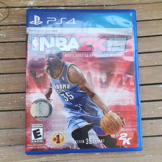nba 2k15 ps4 games