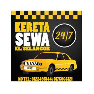 Cheap Car Rental KL & Selangor
