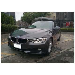 BMW 318D 2012