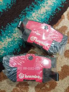 Brembo Brake Pad Civic FD