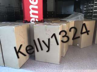 Supreme x RMW 訂製最高版本鋁合金行李箱