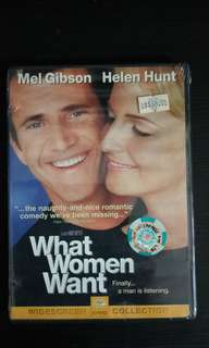 What women wants...(comedy) DVD