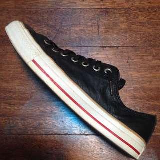 CONVERSE Chuck Taylor Leather Black sz8.5