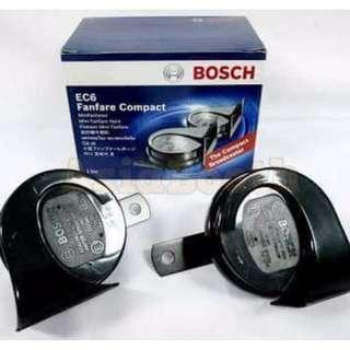 Bosch EC6 Horn