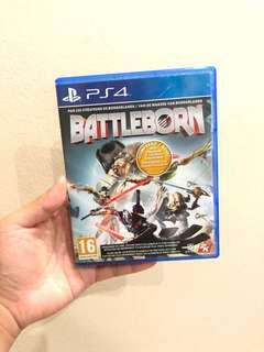 Battleborn Ps4 Games 1-2 Players Offline