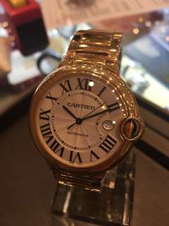 cartier ballon bleu 藍氣球 40mm