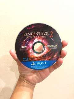RESIDENT REVELATIONS 2 PS4