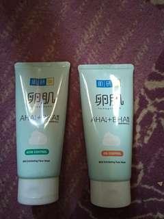 Hada Labo AHA+BHA Mild Exfoliating Face Wash