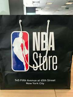 AUTHENTIC NBA HOODIE