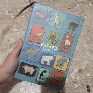 Hard Bound Notebook