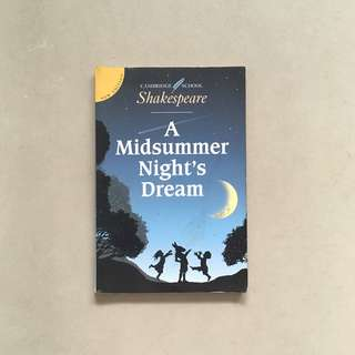 A Midsummer Night's Dream / Shakespeare