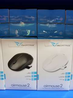 Airmouse 2 Wireless Optical Mouse