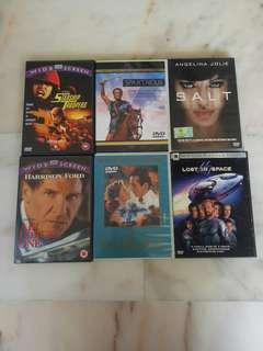 Cheap DVD @$2 each