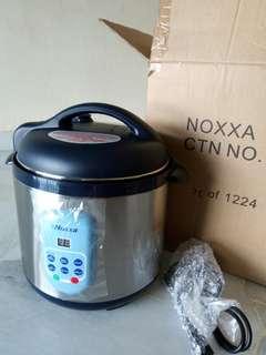 Noxxa pressure cooker