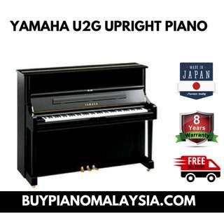 YAMAHA U2G UPRIGHT PIANO