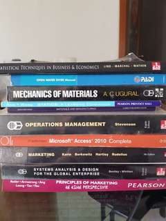 More used texbooks for sale!!!