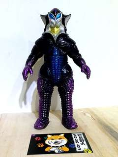 怪獸鄉 Ultraman 超人吉田 怪獸星人 紫色限定版 Kaiju Sofubi