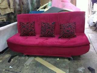 Jual sofa  bedt cimura