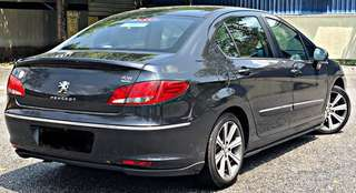 PEUGEOT 408 1.6 (A) TURBO SAMBUNG BAYAR / CAR COUNTINUE LOAN