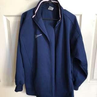 Nike oversized jacket