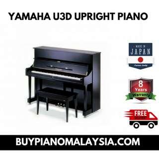 YAMAHA U3D UPRIGHT PIANO