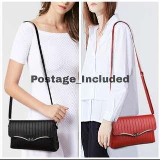 Butterfly sling/shoulder bag