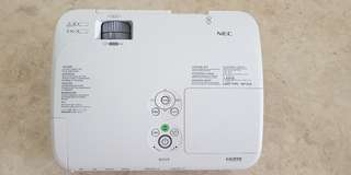 NEC Projector M311X with remote