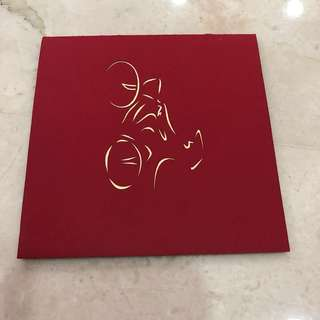 Vietnamese Lifestyle Popup Cards with Exquisite Paper Cuttings