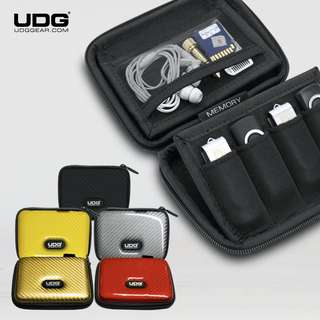 UDG DIGI THUMB DRIVE HARDCASE BLACK/RED/SILVER/YELLOW/GOLD a product from The Netherlands Holland