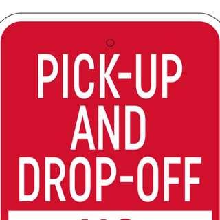 Pick Up & Drop Off