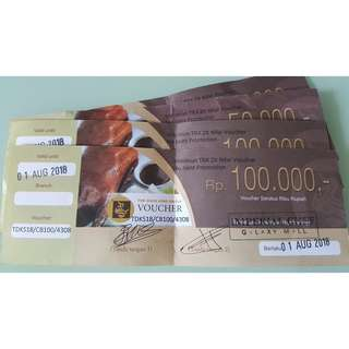 Voucher Imperial Chef (Duck King)