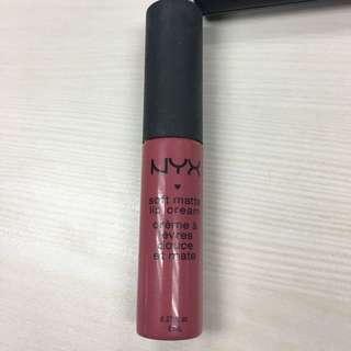 NYX Soft Matte Lip Cream - San Paulo