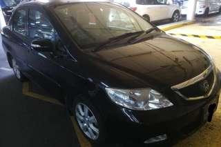 Honda City 1.5A I-Vtec